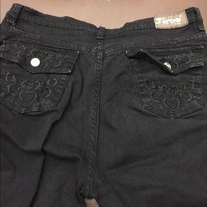 Jiro's Jeans - 🖤🖤FADED BLACK STRETCH JEANS🖤🖤